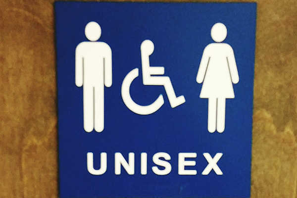 Highschool to be built with unisex toilets