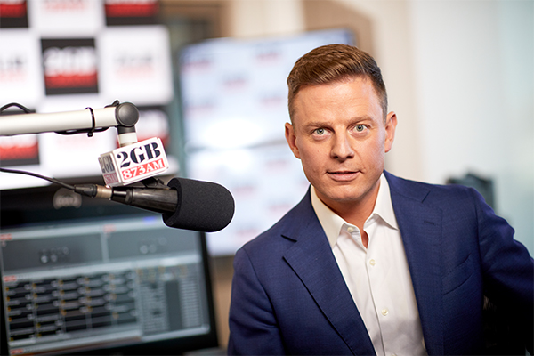 Article image for 'You've been a roadblock!': Ben Fordham grills minister over veteran suicides