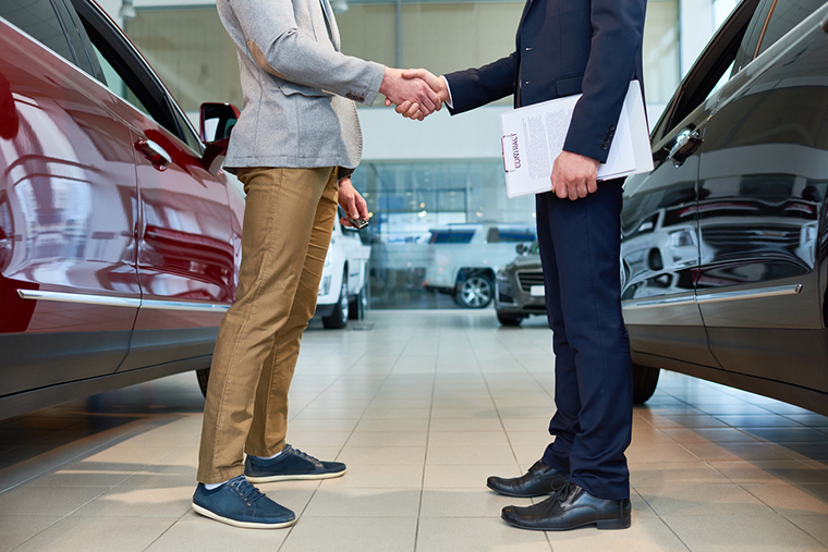 A good time to buy a new car but a time to be wary as well