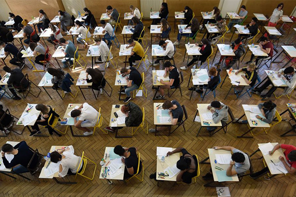 Article image for More than 55,000 students learn their ATAR fate