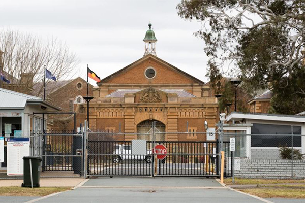 'Lunatics running the asylum': Supermax inmate viciously assaults guard