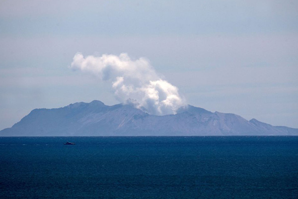 Article image for Six bodies found in high-risk White Island recovery mission