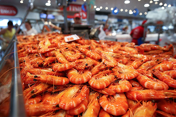 Prawn prices skyrocket this Christmas amid crippling drought