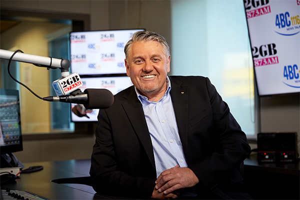 The new song Ray Hadley's been raving about