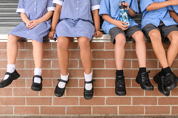 Why kids' health needs could spell the end of the traditional school uniform