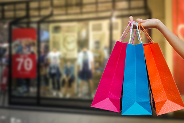 Article image for Retail sales fall flat in October