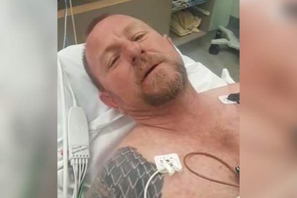 Article image for Snake catcher hospitalised after bite from eastern brown snake
