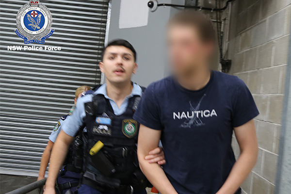21yo Sydney man arrested over multiple alleged terrorism offences