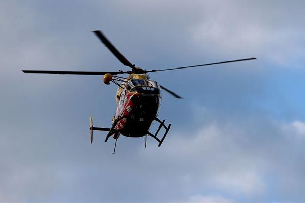 'Quite a shock': First responder describes landing on White Island after eruption