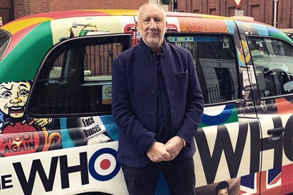 'Don't come back!': The Who's Pete Townshend opens up about Australia's snub