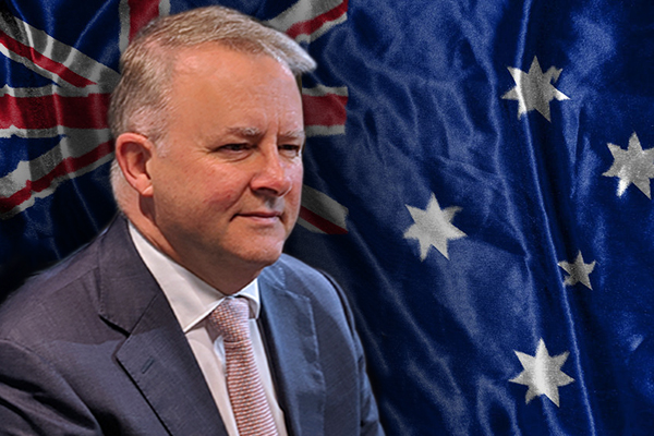 Albo backs Australia Day, calling for Aussies to unite