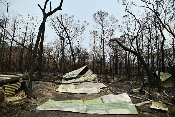 It's time to stop rebuilding in fire prone areas