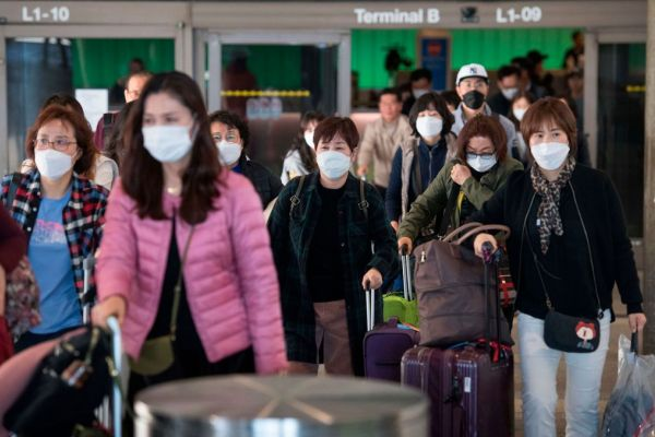 Why haven't flights from China been grounded?