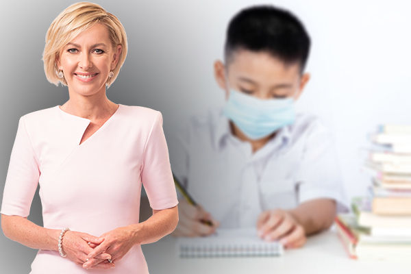 'I will keep pushing': Deb Knight grills education boss over coronavirus response