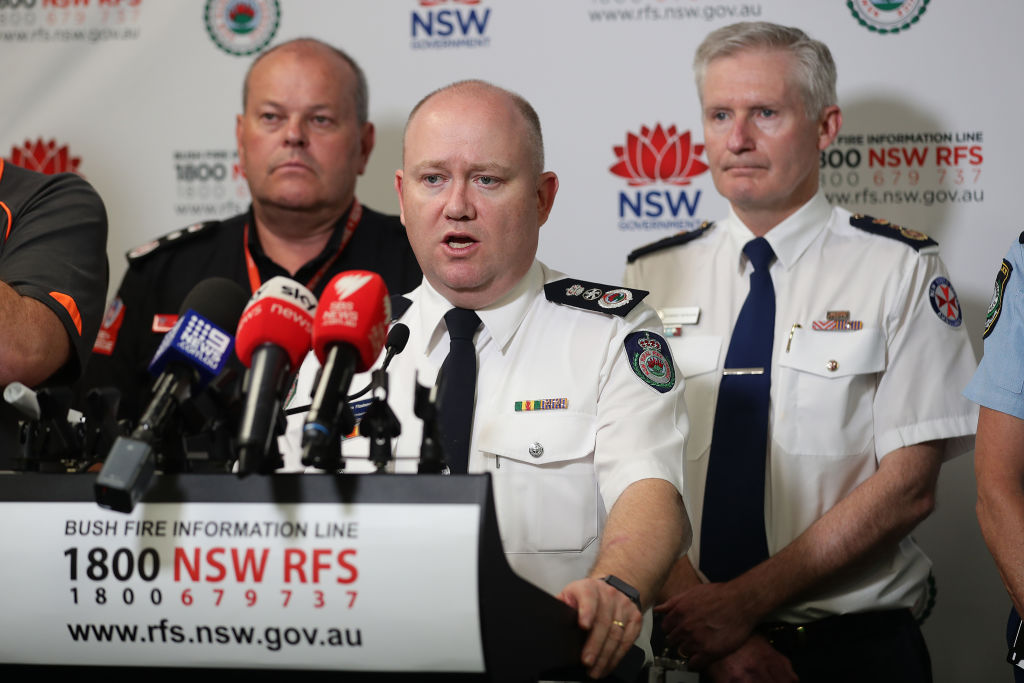Article image for Former Chief of Staff believes RFS should have been briefed