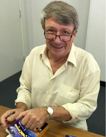 Jim Haynes on Australia Day