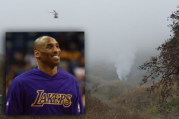 Kobe Bryant among nine killed in helicopter crash in Los Angeles