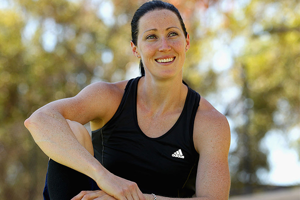 Article image for Career change: OlympianJana Pittman fulfills 'life-long dream'