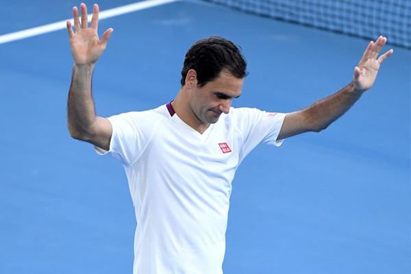 'I believe in miracles': Federer pulls off 'superhuman' comeback at Australian Open