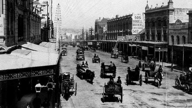 Sydney's early motoring scene – revisited