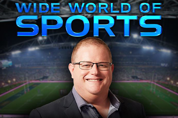 Article image for Rugby League legends join Wide World of Sports lineup