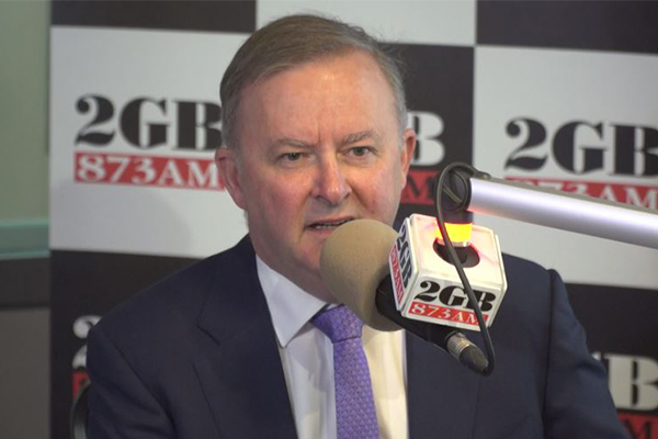 Article image for Anthony Albanese responds to branch stacking scandal