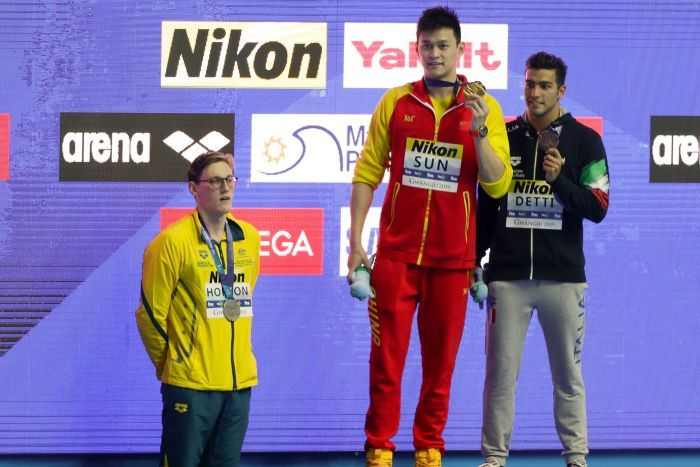 Aussie Olympians to be counseled on podium protests as IOC threatens bans