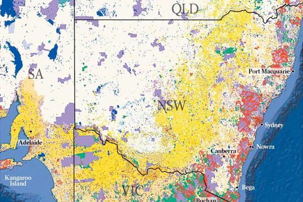 New satellite maps reveal the true destruction of the bushfires