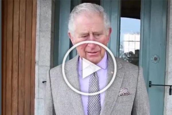 Emotional Prince Charles' heartfelt message to Australia
