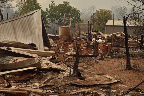 Article image for NSW Government pledges $1 billion to rebuild fire-ravaged communities