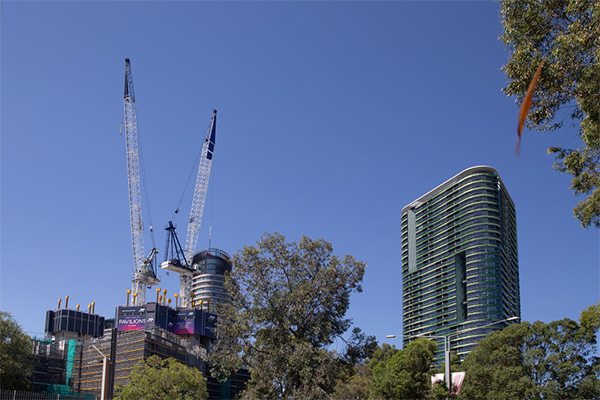 NSW to crack down on dodgy high-rise developers