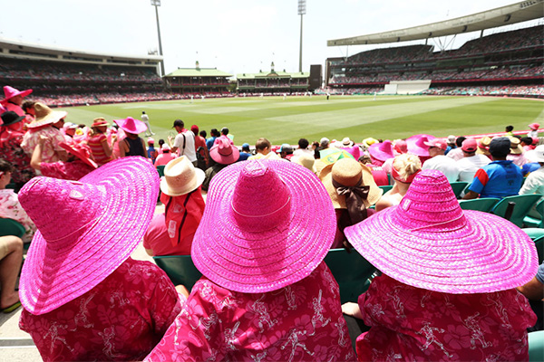 Article image for 'Amazing' twelfth Pink Test at the Sydney Cricket Ground