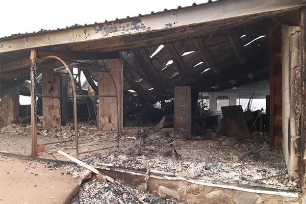 Article image for Selwyn Snow Resort suffers 'devastating' damage in bushfires