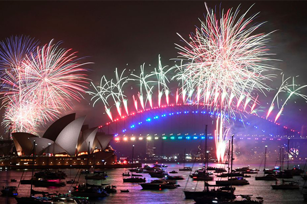 Sydney's NYE fireworks: Over $2 million raised for bushfire relief