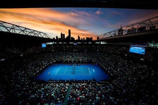 Tennis Australia's Aces for Bushfire Relief