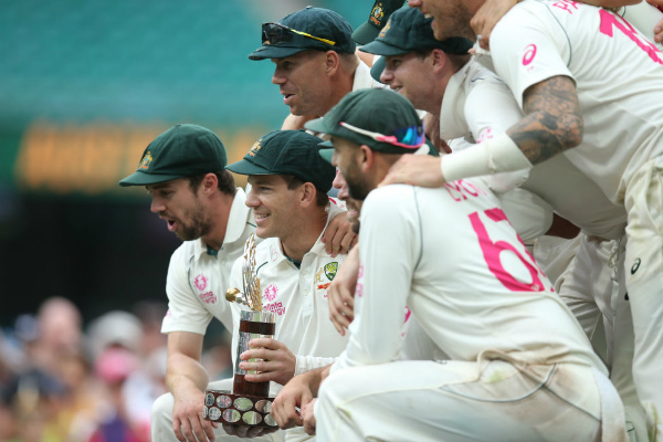 Tim Paine reveals positive mindset is key to batting success