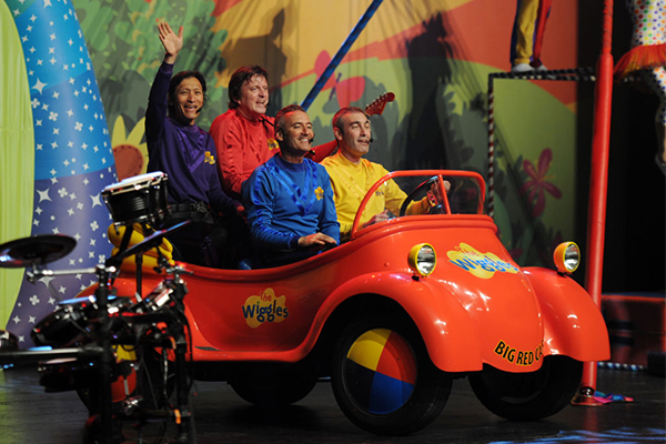 Article image for Original Wiggles reuniting for 18+ bushfire relief concert