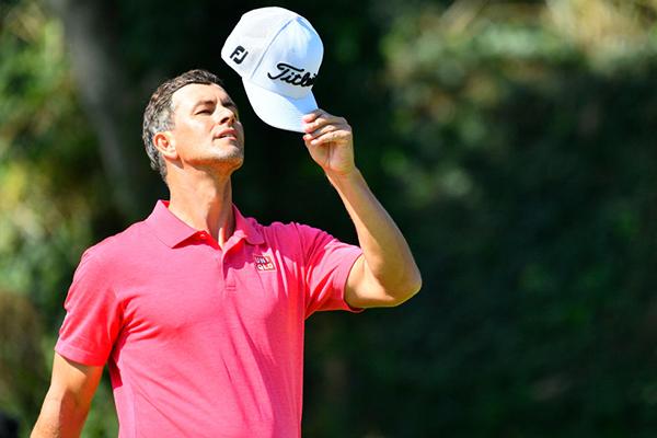 Article image for Aussie golfer Adam Scott wins big on the PGA Tour