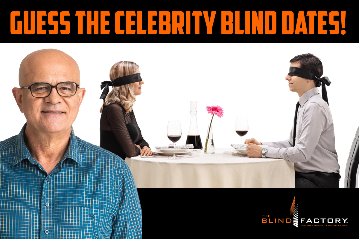 Guess The Celebrity Blind Dates !