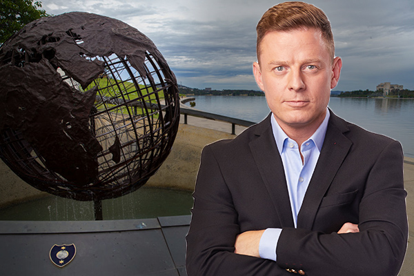 Article image for 'Cheapskate way out': Ben Fordham blasts cancelling of Captain Cook commemorations