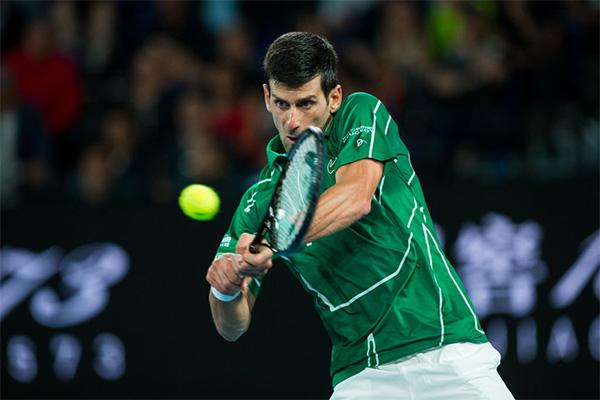 Article image for Mark Levy slams Novak Djokovic's 'disgraceful' behaviour