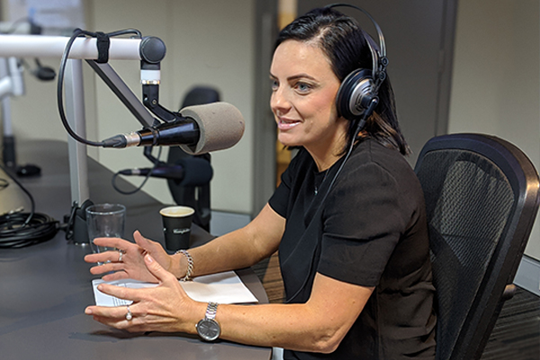 Article image for Former Labor MP Emma Husar opens up, months after being forced from politics