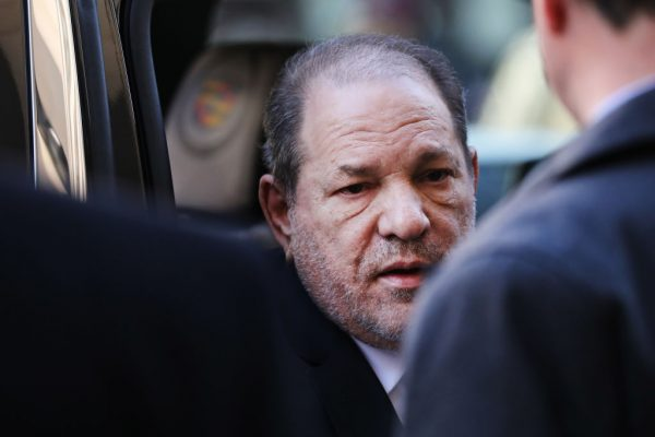 Harvey Weinstein found guilty of rape, sent behind bars