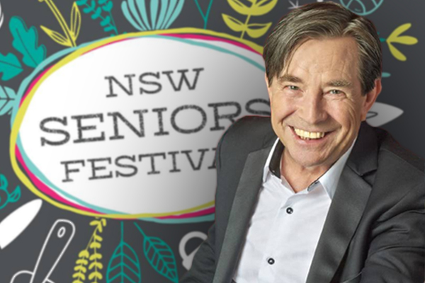 Seniors 'love to celebrate' with John Paul Young