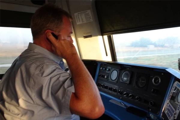 Heartbroken sister of deceased train driver phones Alan Jones