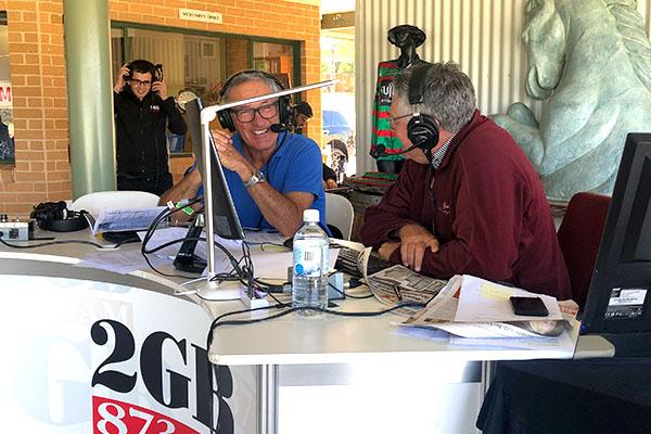 'The de facto mayor of Mudgee': Ken Sutcliffe opens up on life after retirement