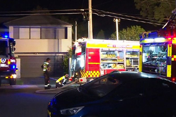 Article image for Woman allegedly sets fire to her own home in act of domestic violence