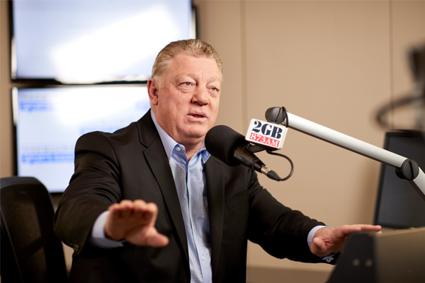 Article image for Phil Gould rejects conflict of interest accusations in new role