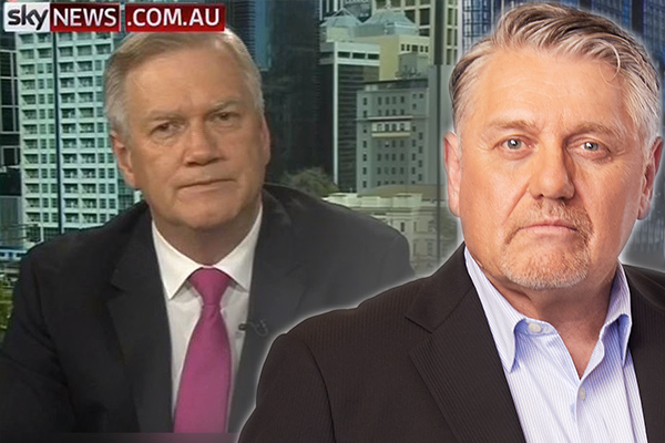 Article image for Ray Hadley tears shreds off Andrew Bolt in emotional and explosive response