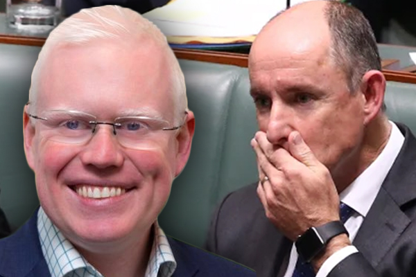 Article image for Liberals at war: Federal and state disability ministers in bitter feud